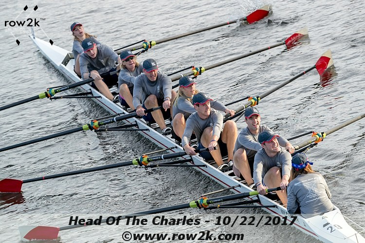 An Amazing Story – Family Recovery Row at the Head of the Charles