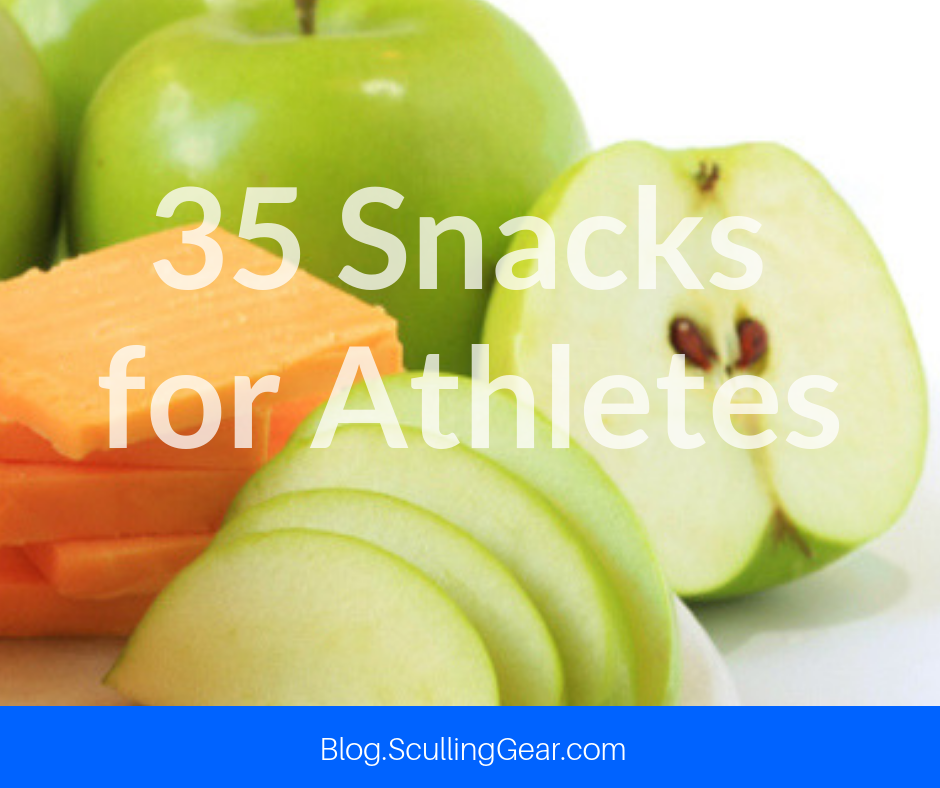 35 Snacks for Athletes