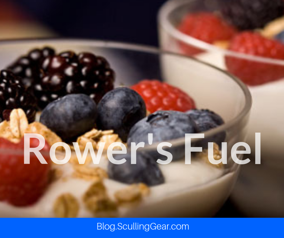 Nutrition for rowers