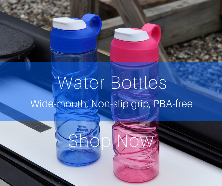 Plastic Water Bottles from ScullingGear.com