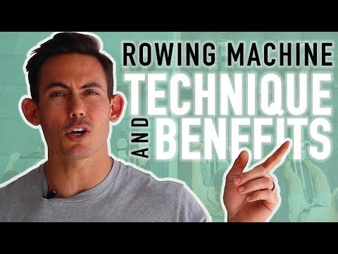 Intro to the Indoor Rower – Technique and Benefits (video)