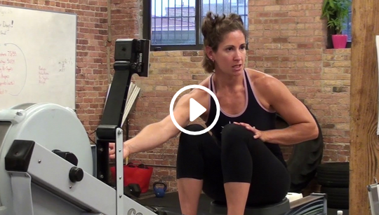 Get a Handle on Indoor Rowing Ratio and Recovery (video)