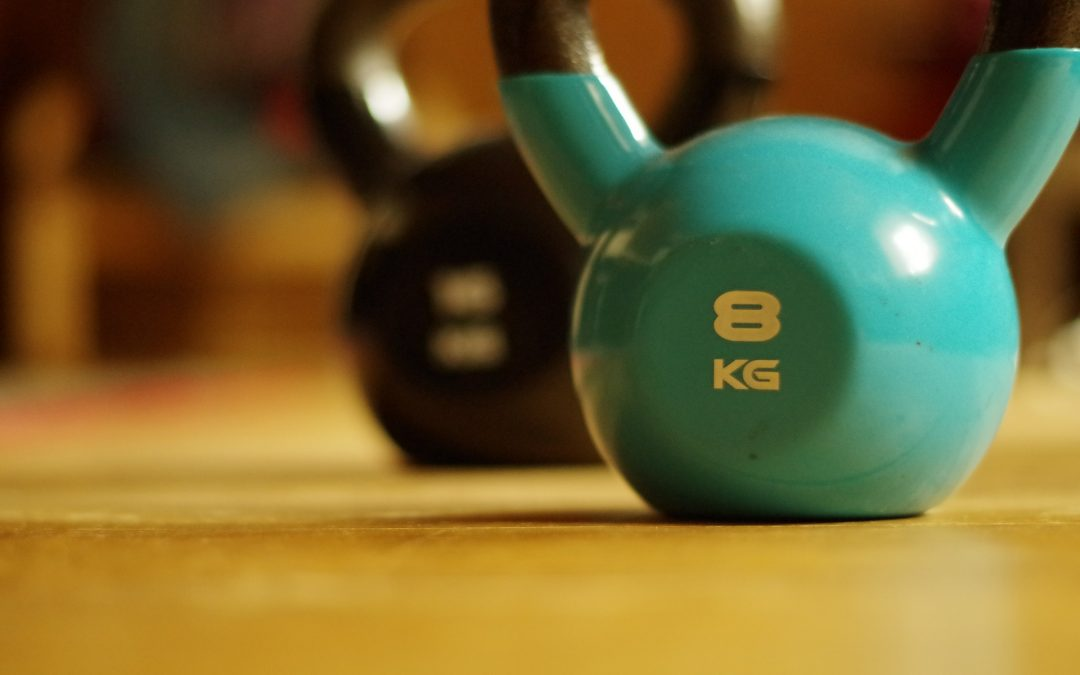 A Cardio Kettlebell Workout That Will Crush Calories (video)