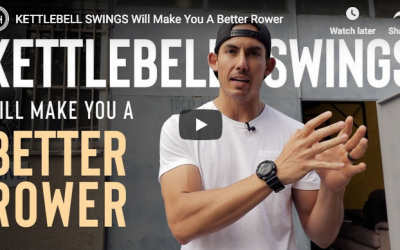 KETTLEBELL SWINGS Will Make You A Better Rower