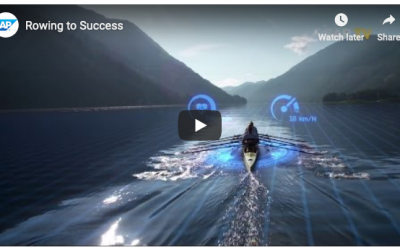 Rowing to Success: How the German Team uses Tech to Train
