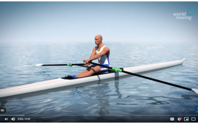 Essential Sculling Technique – Animated