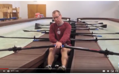 Learn to Row: Rowing Drills and Technique – How to Hold the Sculling Oar