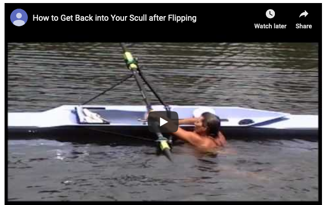 Motivation Monday: How to Get Back in a Single After a Flip (video)