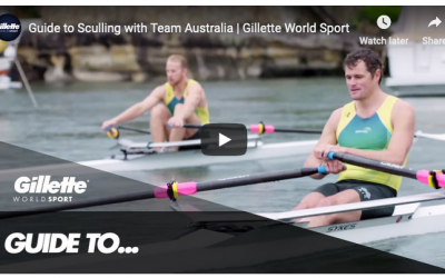 A GuideTo Sculling With Team Australia
